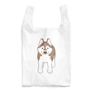 スタンダップハスキー3 Reusable Bag