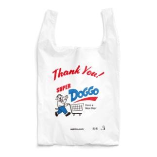 Super DOGGO Reusable Bag