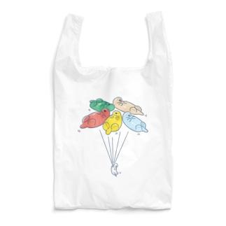 ラッッッコ「バルーン」 Reusable Bag