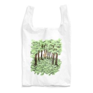 マー君と森 Reusable Bag