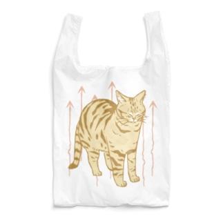 のび↑↑↑ Reusable Bag
