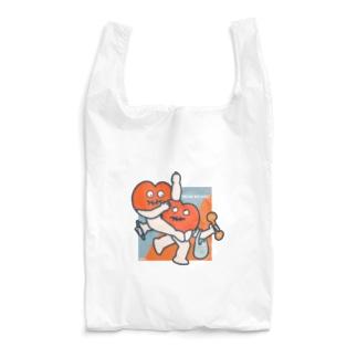 己と戦うリップちゃん。 Reusable Bag