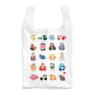 毛糸人形カタログ Reusable Bag