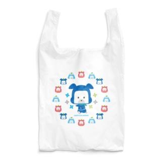 忍者犬たろうくん_開運A Reusable Bag