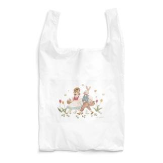 一緒にエッグハント Reusable Bag