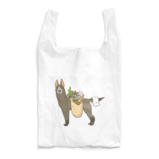 ワンコエコバック Reusable Bag