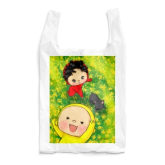 菜の花 Reusable Bag