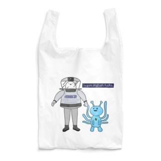 クソダサ☆フレンズ Reusable Bag
