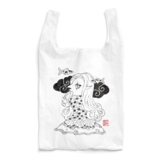 アマビエさま Reusable Bag