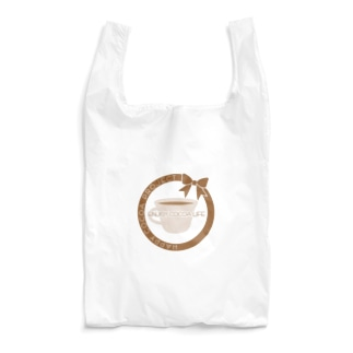 Own Your Life -SUZURI-のCocoa エコバッグ(カップ) Reusable Bag