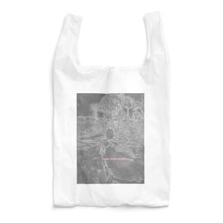 地雷原を小学校に2 Reusable Bag