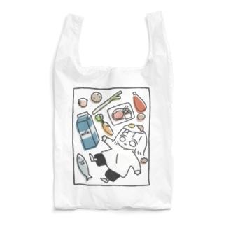 食材ときままのエコバック Reusable Bag
