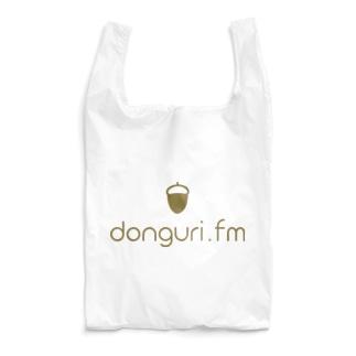 ドングリFM 公式エコバッグ Reusable Bag