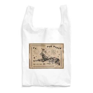 リカオン Reusable Bag