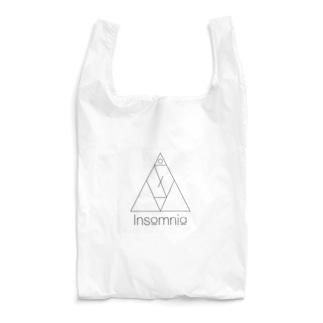Insomnia ロゴ Reusable Bag