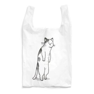 むごんのねこ Reusable Bag
