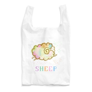 癒しのひつじさん Reusable Bag