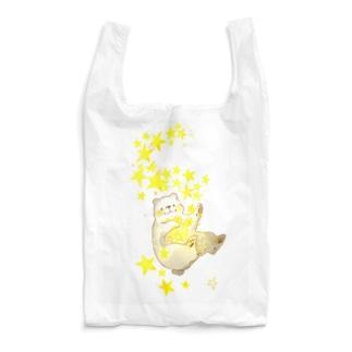 キラキラしろくま Reusable Bag