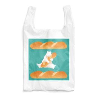 パンとしろくま Reusable Bag