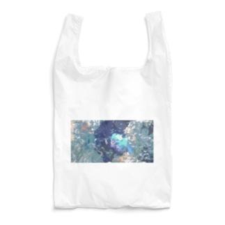 水槽に住んでいる Reusable Bag