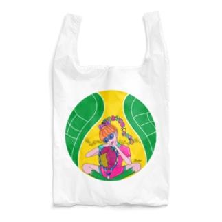 テニスっ子 Reusable Bag