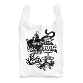 田舎のネズミと町のネズミ Reusable Bag