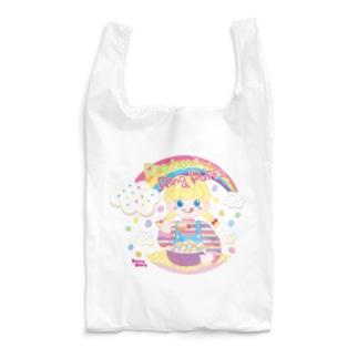 🌈Rainbow Ring Puffs🌈 Reusable Bag