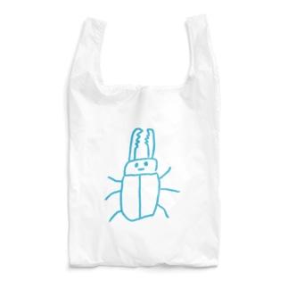 クワガタ君 ミズイロ Reusable Bag