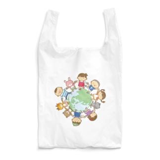 ともだちの輪 Reusable Bag