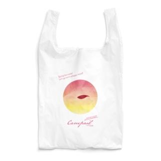 Spring has come! -Sakura Pink!- Reusable Bag
