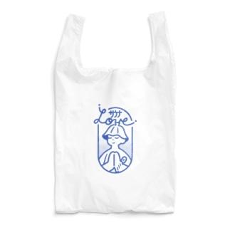 サウナLove_01 Reusable Bag