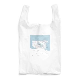 泣かないでだいすきなひと Reusable Bag