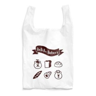 バビブベーカリーエコバッグ Reusable Bag