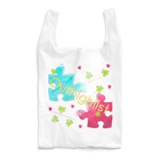 ヒツゼンパズル カラフル Reusable Bag
