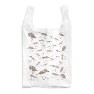 千鳥の柄(エコ) Reusable Bag