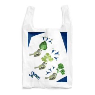 ハーブいただき(エコ) Reusable Bag