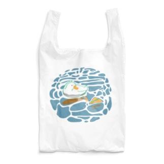 水面飛行機(エコ) Reusable Bag