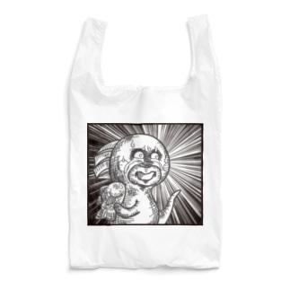 劇画なぎょっ太くん Reusable Bag