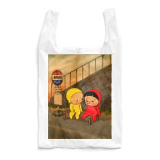 バス停 Reusable Bag