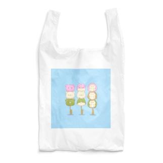 三色だんごさん Reusable Bag