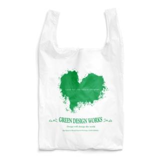 屋久島ウィルソンハート エコバッグ Reusable Bag