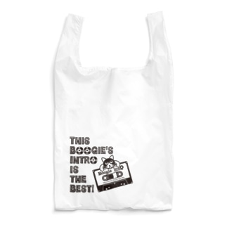 猫とカセット#2 Reusable Bag