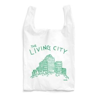 THE LIVING CITY Reusable Bag