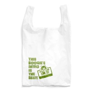 猫とカセットオリーブ#2 Reusable Bag