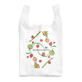 Sustainability Reusable Bag