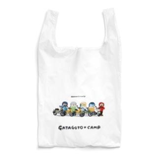 おばさんツーリング部 Reusable Bag