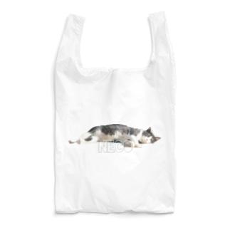 ねこ HINATA-NECO Reusable Bag