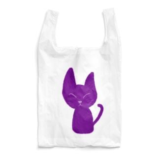 アオイネコ Reusable Bag