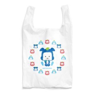 忍者犬たろうくん_開運B Reusable Bag