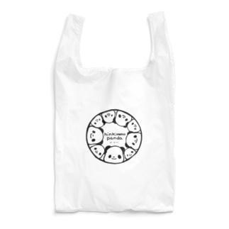 ニンキモノパンダ Reusable Bag